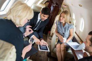 curse charter cu avion privat